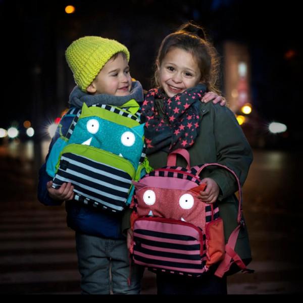 LAESSIG-Kinderkollektion-Little-Monsters-Sicherheit