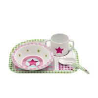 Kindergeschirr Dish Sets, Starlight magenta