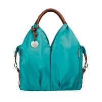 Handtasche Signature Bag, aqua