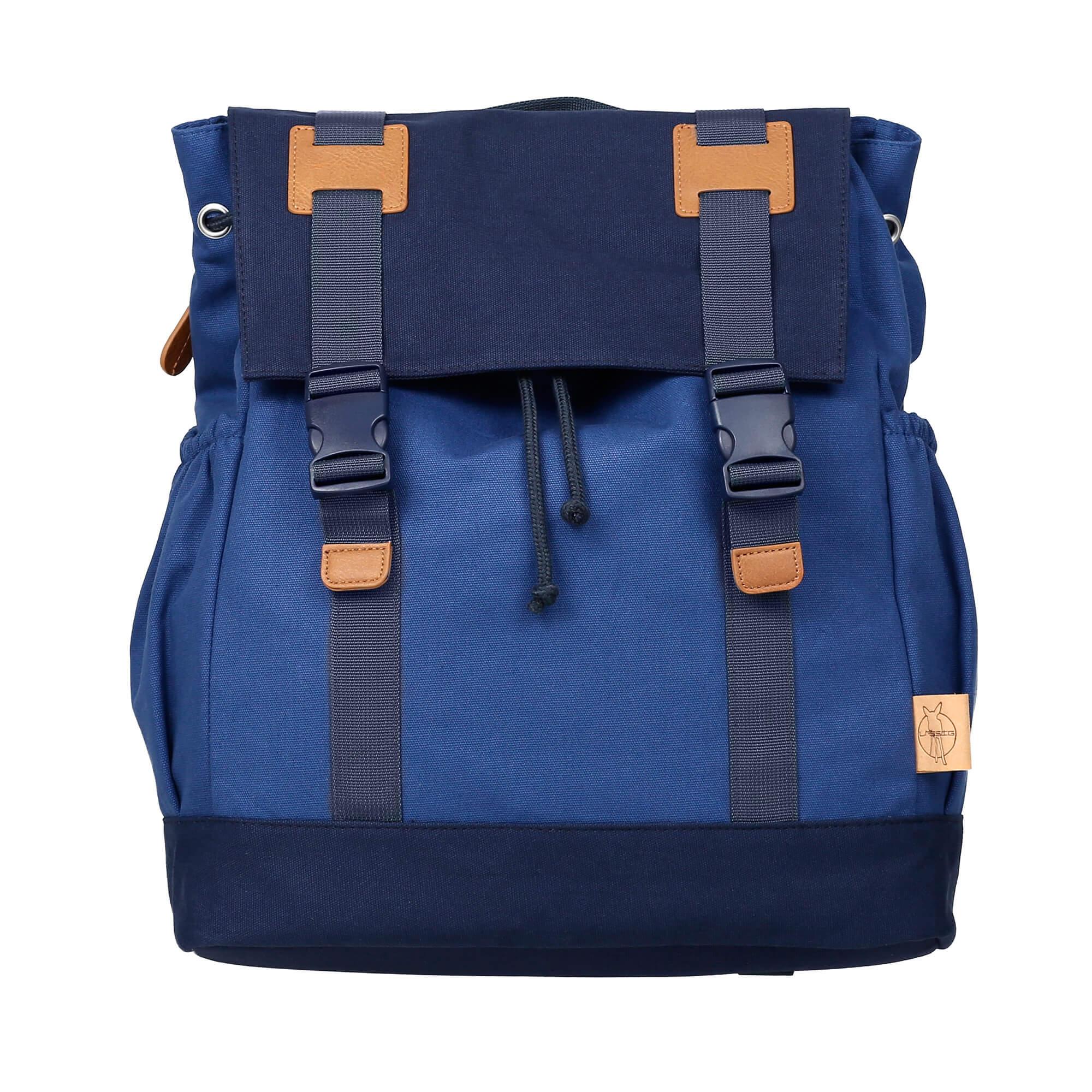 Wickelrucksack little one me backpack big blue lÄssig