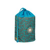 Turnbeutel School Sportsbag, Dino slate