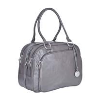 Wickeltasche Multizip Bag, mud