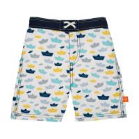 Kinder Badehose -  Board Shorts, Paper Boat