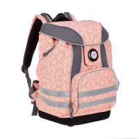 Schulranzen - School Bag, Spooky Peach