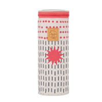 Flaschenhalter Bottle Holder single, Dots & Strokes