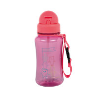 Trinkflasche -  Drinking Bottle, About Friends Pink