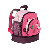 Rucksack Mini Backpack, Little Tree - Fawn