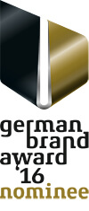 German Brand Award 2016 Nominee
