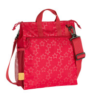 Kinderwagentasche Buggy Bag, Reflective Star Flaming