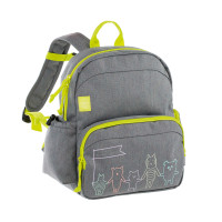 Kinderrucksack -  Medium Backpack, About Friends Mélange Grey