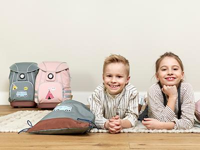 LAESSIG-Neuheiten-Adventure-Schoolbag-Schulranzen-Schulranzen-Set-Tipi-und-Bus