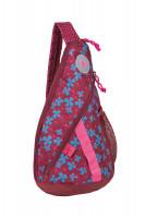 Rucksack Mini Sling Bag, Blossy pink