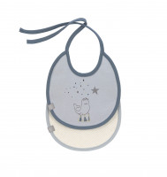 Lätzchen (2 Stk) - Bib Waterproof Small, More Magic Seal