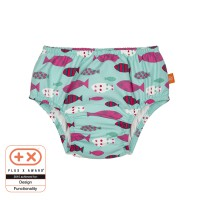 Schwimmwindel Swim Diaper Girls, Mr. Fish