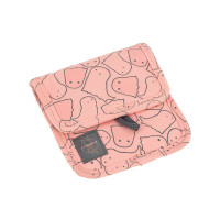 Brustbeutel - Mini Neck Pouch, Spooky Peach