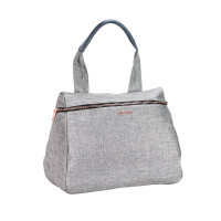 Wickeltasche Glam Rosie Bag, Anthracite Glitter