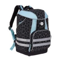 Schulranzen - School Bag, Spooky Black