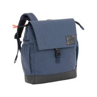 Kinderrucksack - Vintage Little One & Me Backpack reflective Small, Navy