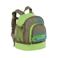 Kinderrucksack Mini Backpack, Wildlife Crocodile Granny