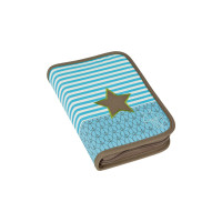 Mäppchen School Pencil Case Big, starlight olive