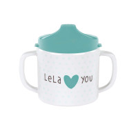 Trinklernbecher - Sippy Cup, Lela Light Mint