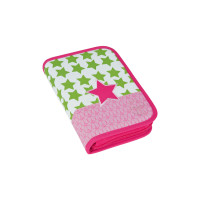 Mäppchen School Pencil Case Big, Starlight magenta
