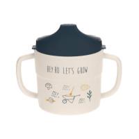Trinklernbecher - Sippy Cup, Garden Explorer Traktor