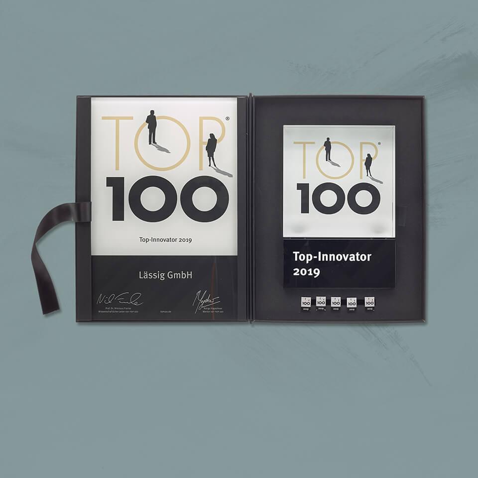 LAESSIG-TOP-100-Award-Auszeichnung-Blog