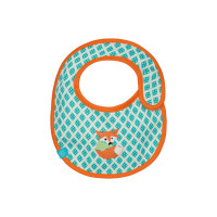 Lätzchen Bib Waterproof Small, Little Tree Fox