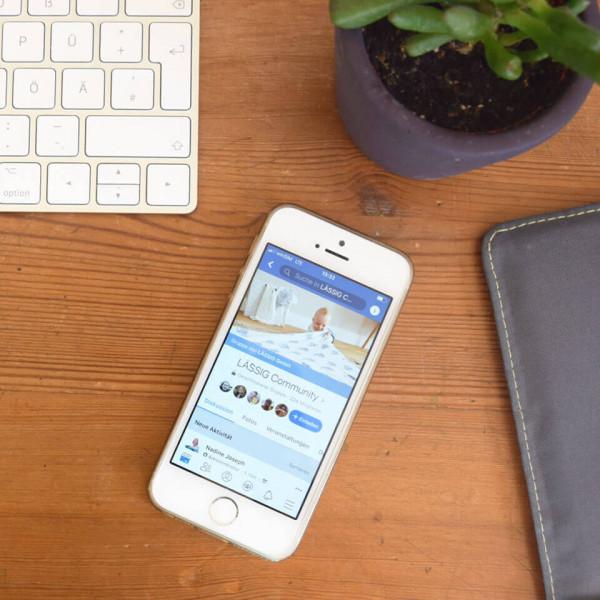 LAESSIG-Produkttester-Community-Facebook-Gruppe