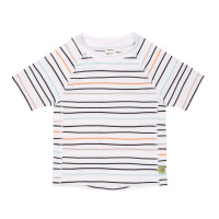 Kinder UV-Shirt - Short Sleeve Rashguard, Little Sailor Peach