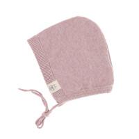 Baby Mütze - Knitted Cap GOTS, Garden Explorer Light Pink