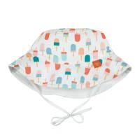 Sonnenhut Sun Protection Bucket Hat, Ice Cream