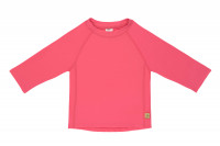 Kinder UV-Shirt - Long Sleeve Rashguard, Sugar Coral