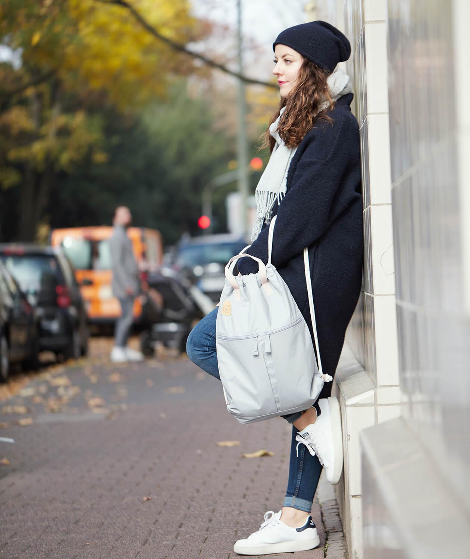 LAESSIG-String-Bag-Changing-Pouch-Ideale-Alternative-zur-Wickeltasche