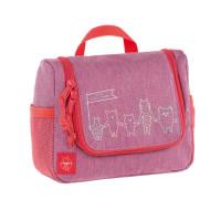 Kulturbeutel -  Mini Washbag, About Friends Mélange Pink