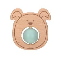 Greifling mit Beißhilfe - Teether Ball, Little Chums Dog