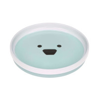 Kinderteller Porzellan - Plate, Little Chums Dog