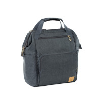Wickelrucksack - Glam Goldie Backpack, Anthracite