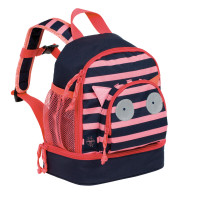 Kindergartenrucksack Mini Backpack, Little Monsters Mad Mabel