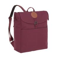 Wickelrucksack -  Adventure Backpack, Burgundy